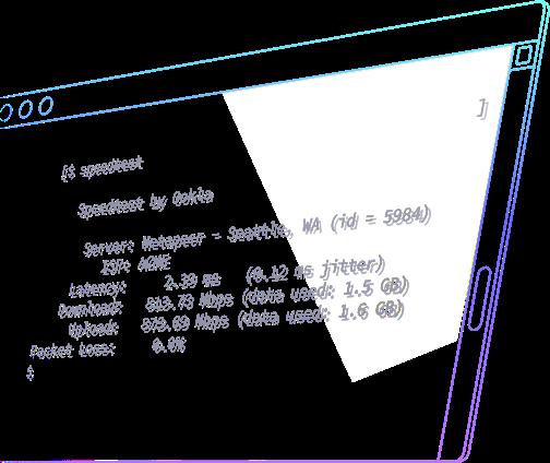 Linux快速安装SpeedTest-Cli客户端进行速度测试